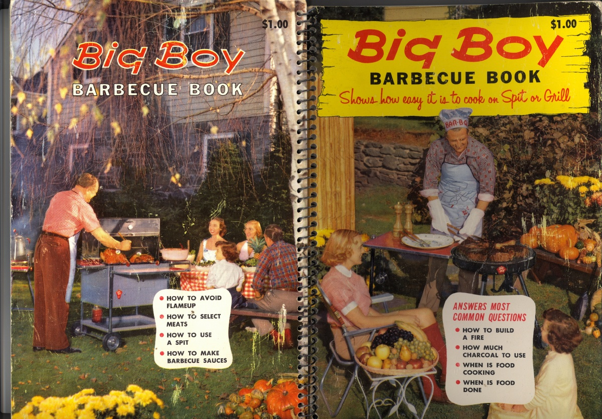 Incredible Big Boy Bbq Book Beatyapartments Chair Design Images Beatyapartmentscom